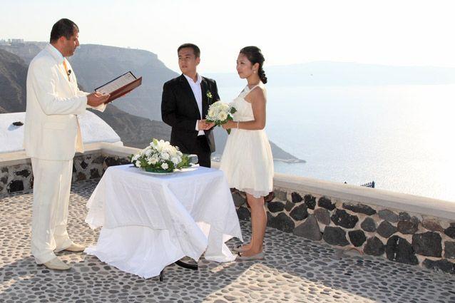Santorini wedding packages simple civil wedding ceremony santorini wedding packages simple civil wedding ceremony junglespirit Image collections
