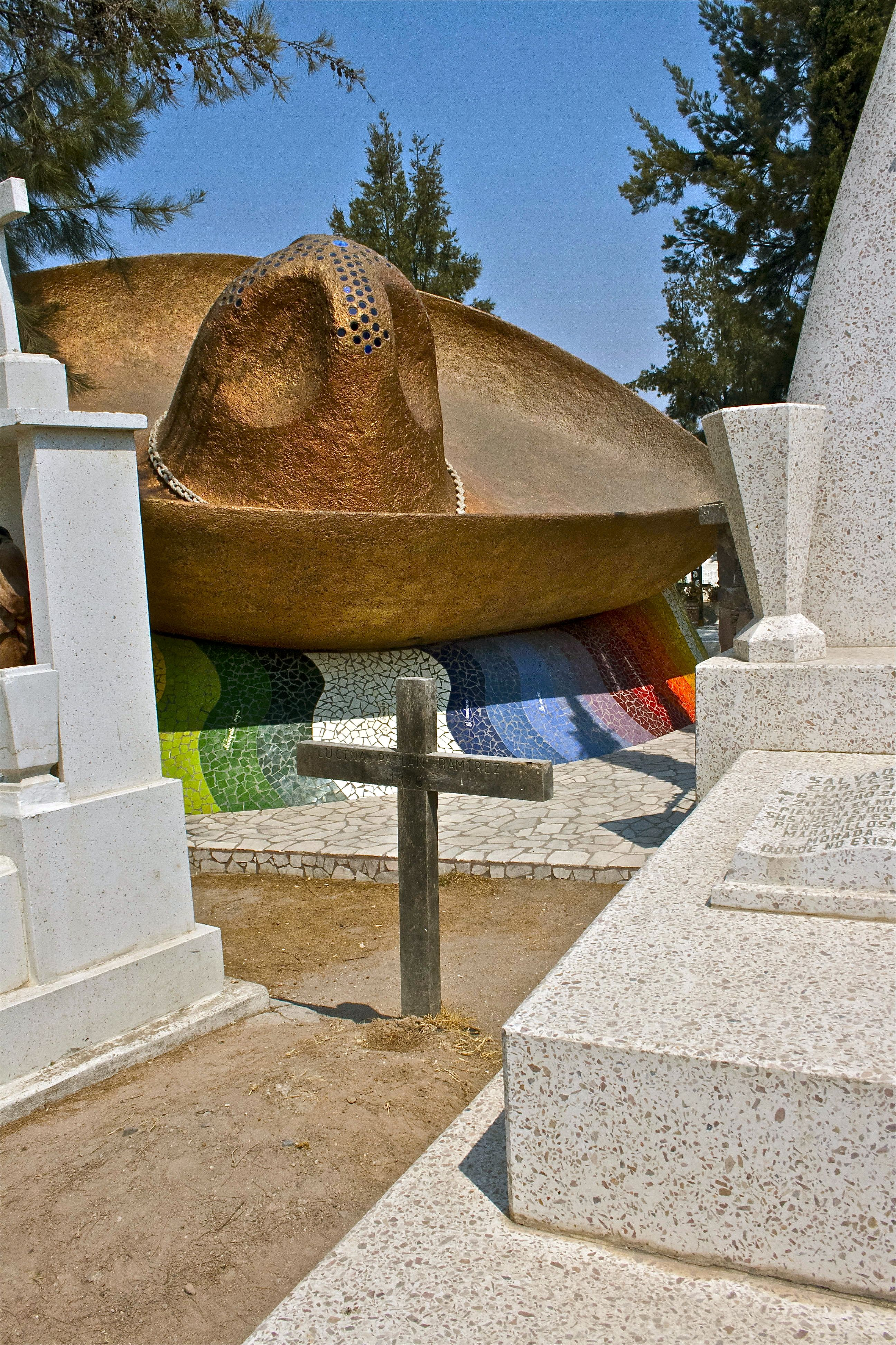 Mausoleo De Jos Alfredo Jim Nez En Dolores Hidalgo M Xico Mi  # Muebles Rangel Guanajuato