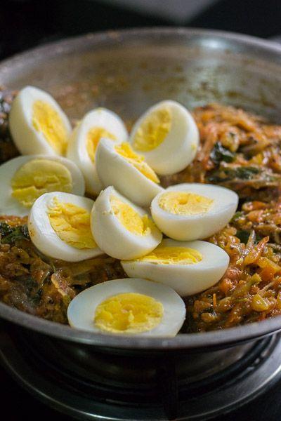 Egg masala tamilnadu style spicy muttai roast recipe egg food forumfinder Images