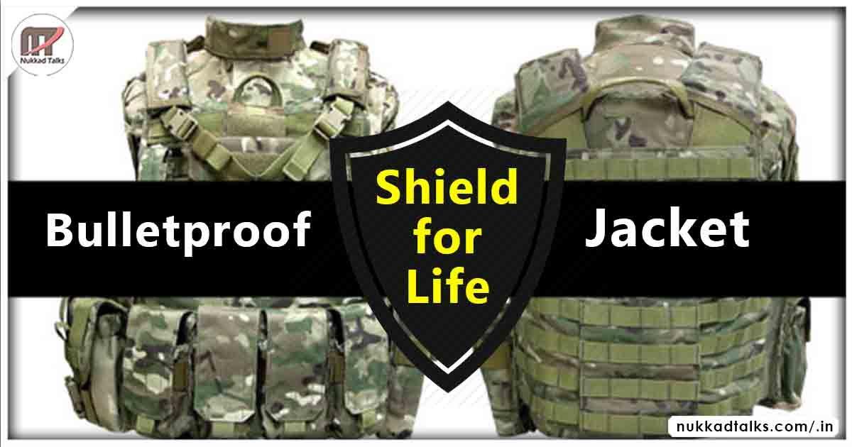 Indian Soldiers finally get bulletproof Jackets
