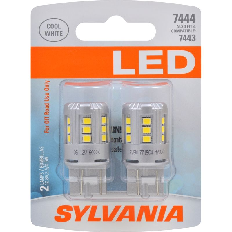 SYLVANIA LED Bulbs Deliver A Balanced Combination Of Performance And Value.  Tuners And Auto Enthusiasts Alike Can Replace Their Vehicleu0027s Incandescent  ...