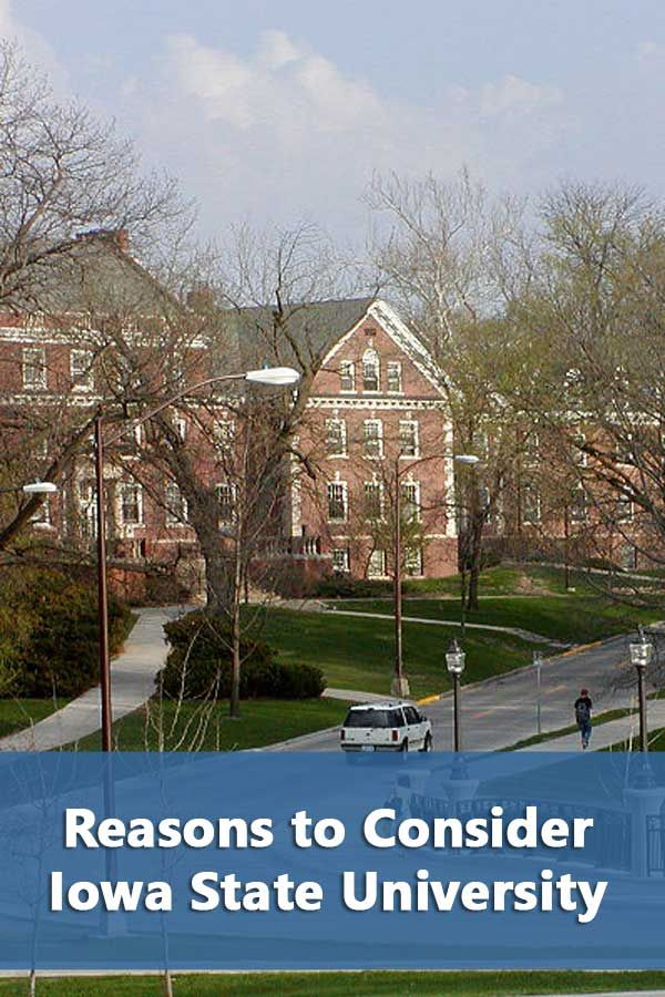 50 50 Profile Iowa State University State University