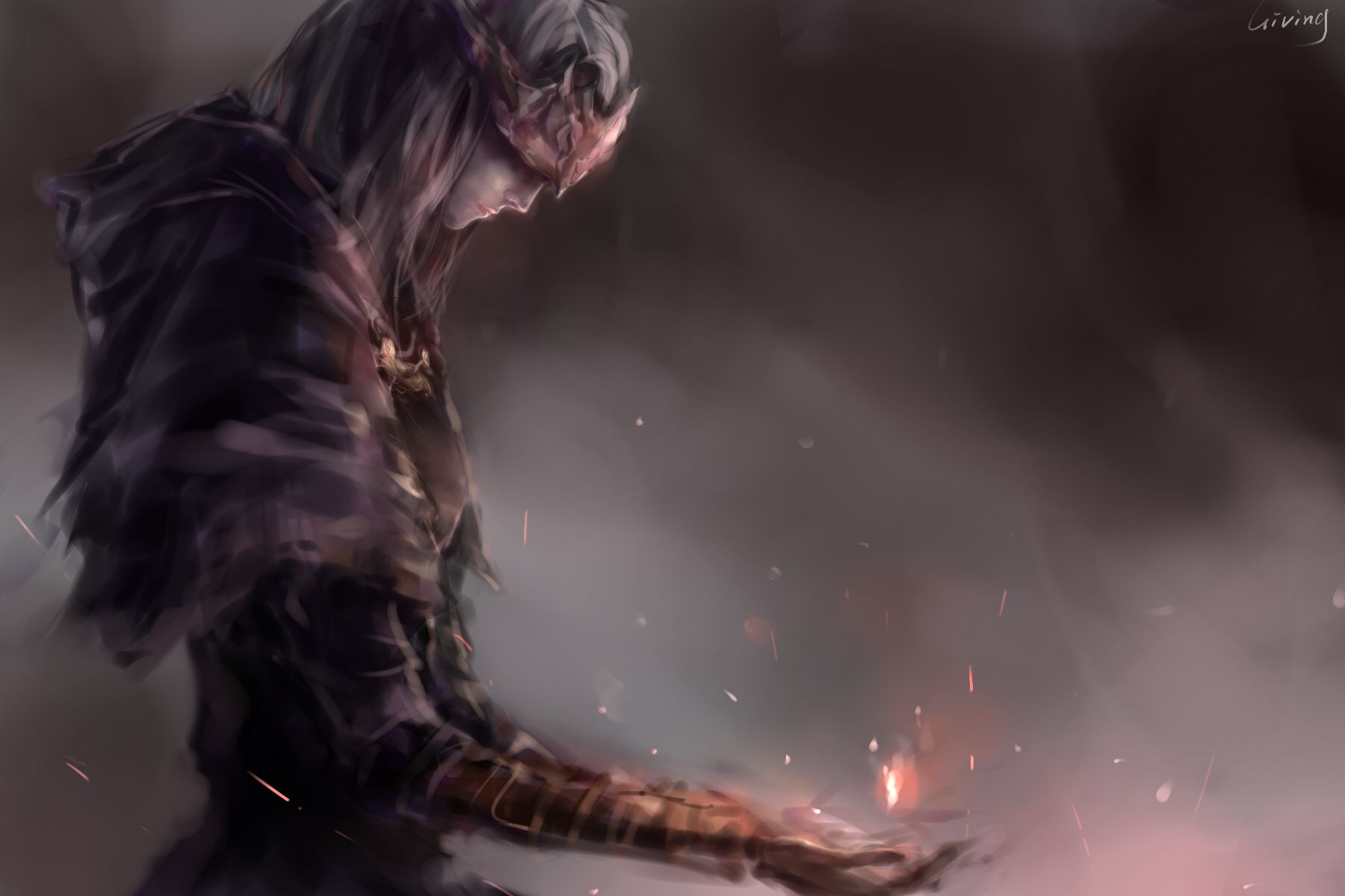 Download Fire Keeper Wallpaper For Any Of Your Devices From Our Dark Souls Collection Let This 4K HD Inspire You