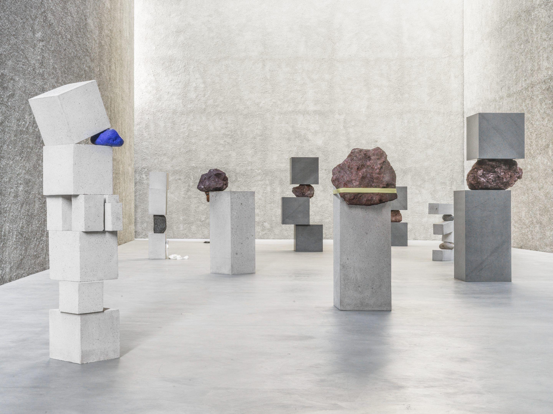 The Moment Of Suspension Jose Davila S Solo Exhibition At Konig Galerie In Berlin Ignant Sculpture Exhibition Exhibition Design Exhibition