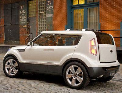 Kia Soul Concept Cars Diseno Art