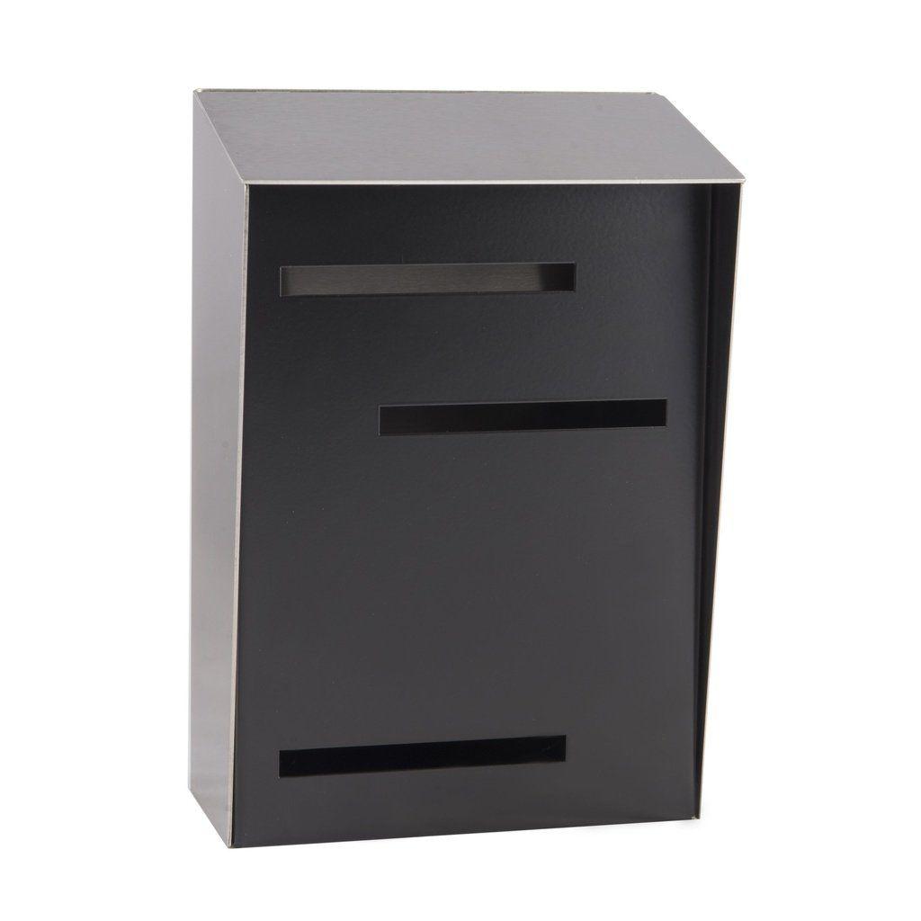 Best Mid Century Modern Mailbox Vertical Handmade In The 400 x 300