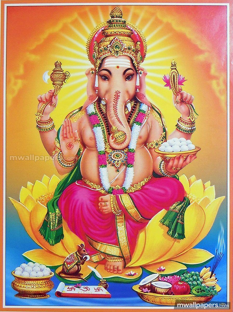 God Vinayagar Pillaiyar Ganpati Latest Hd Photos Wallpapers 1080p 1413 Pillaiyar Ganpati Vinayagar Gane Ganesh Photo Ganesh Images Ganesha Pictures
