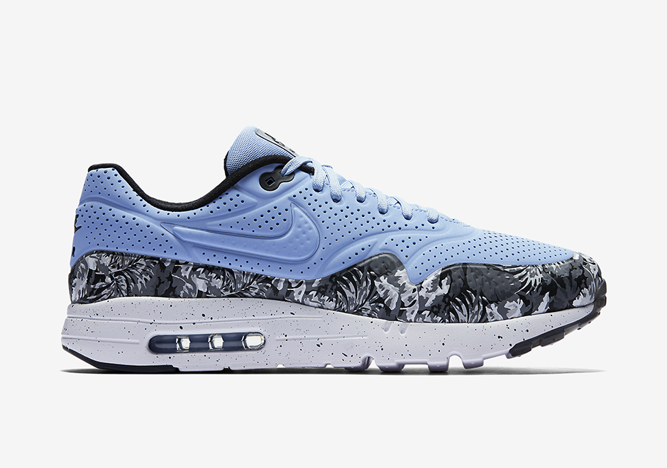 lowest price 5d0bf 1047e Tropical Prints Arrive On The Nike Air Max 1 Ultra Moire - SneakerNews.com