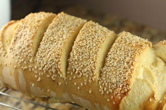 Making Semolina Bread - The Bread Experience