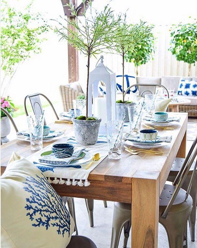 maritime tischdeko mit olivenb umchen ideen hochzeit pinterest olivenb umchen tischdeko. Black Bedroom Furniture Sets. Home Design Ideas