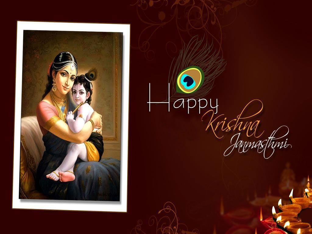 Wallpaper download janmashtami - Free Download Sri Krishna Janmashtami Wallpapers