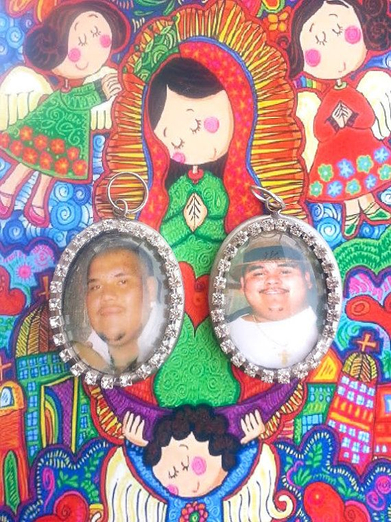 Enclosed Picture of  Marriage Child  Memory Glass by 2INGENIOUS, $19.98