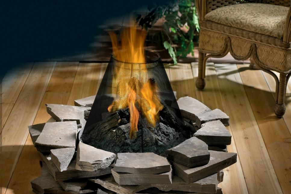 13 Accessories for Outdoor Fire Pits and Fireplaces - 13 Accessories For Outdoor Fire Pits And Fireplaces Fire Pit