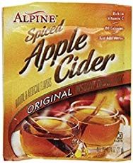 Alpine Spiced Apple Cider Drink Mix, Original, 0.74 oz (180 count) #spikedapplecider