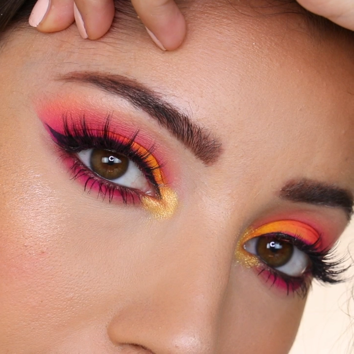 Huda Beauty Neon Obsessions Tutorial