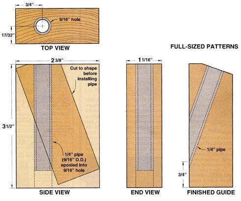 Woodworking Talk Woodworkers Forum Pocket Hole Jig