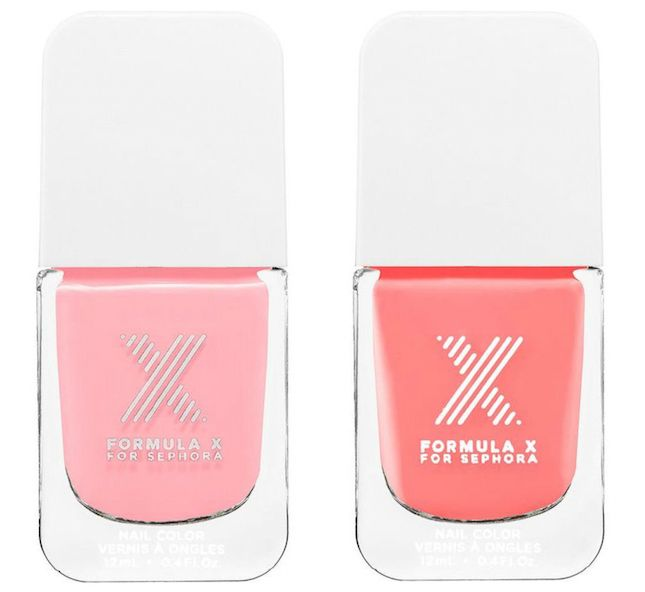 Opt for a monochromatic pink for you mani/pedi.