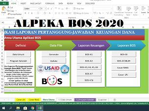 Aplikasi Alpeka Bos 2020 Versi Kemdikbud Dengan 13 Komponen Matematika Kelas 5 Aplikasi Ekstrakurikuler