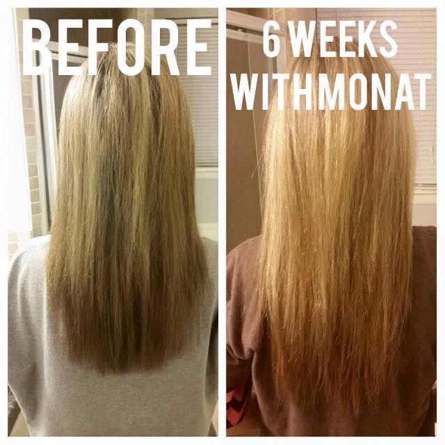 d4f74a7b520 MONAT before & afters | Monat in 2019 | Monat hair, Monat hair ...