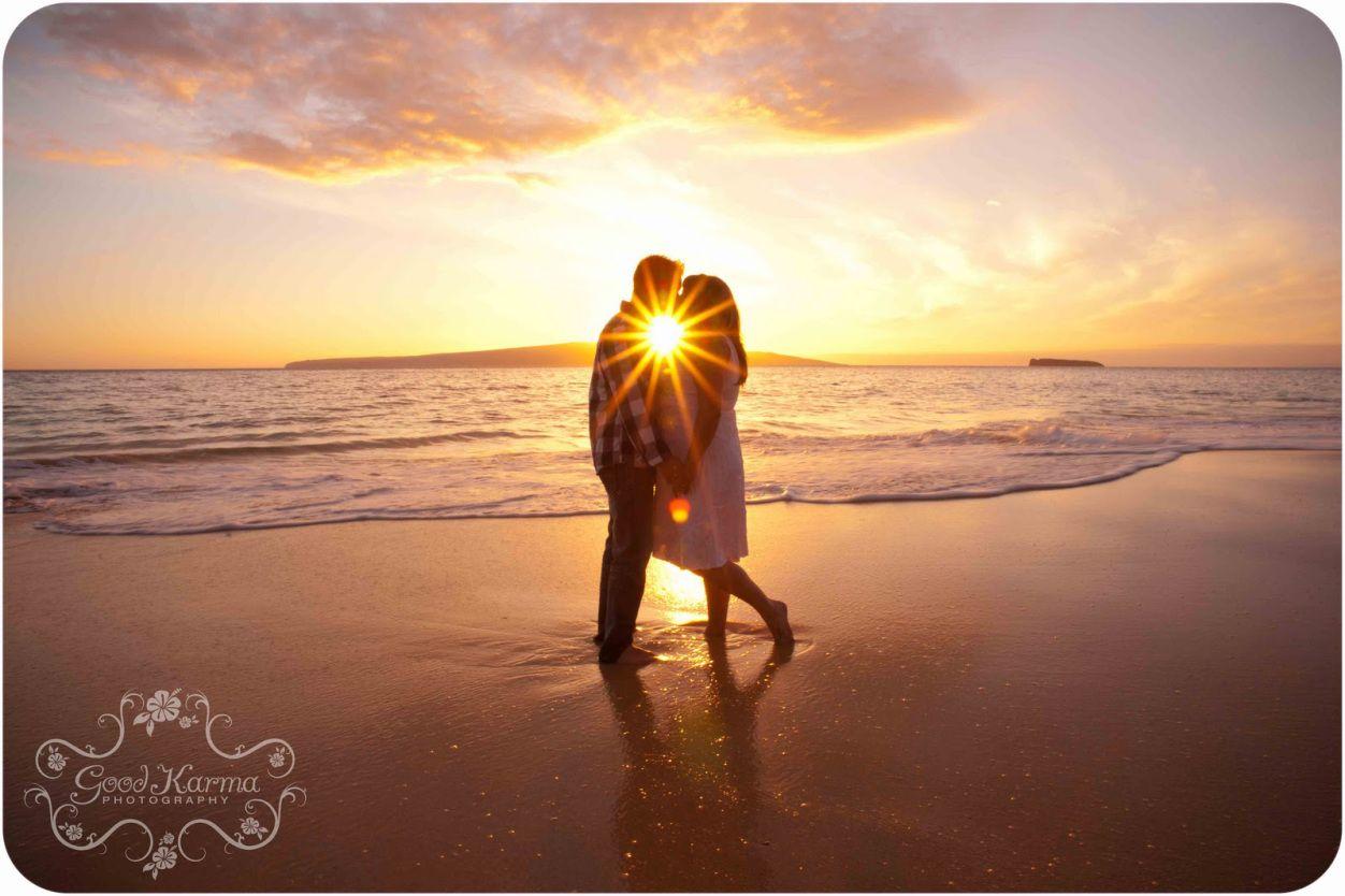 Sunrise beach wedding  Couples On The Beach Photography  Couples Beach and Photography