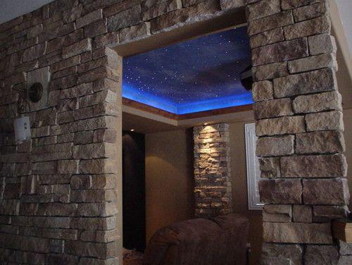 Star Ceilings ceiling lighting | Star ceiling, Home, Fiber ...