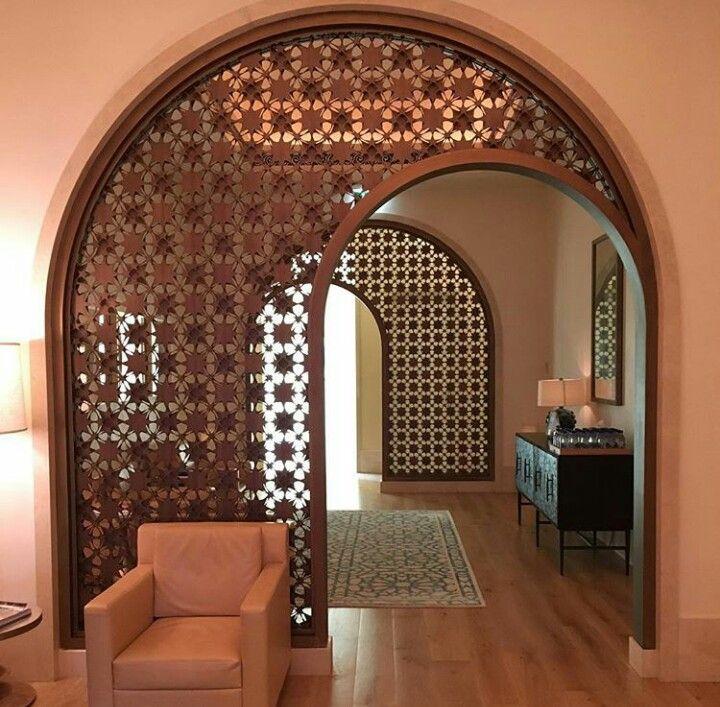 fabulous living room partition designs | Walk partitions | Homes | Pinterest | Interiors, Divider ...