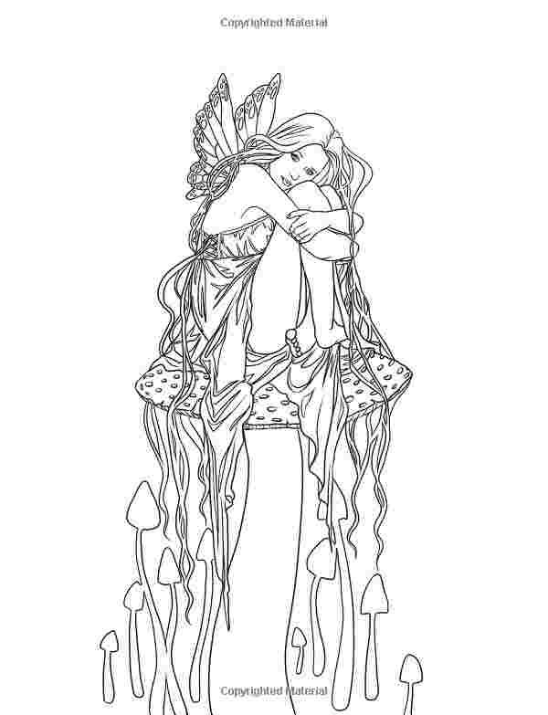 Mystical Fairies Coloring Pages Fairy Coloring Fairy Coloring Pages Coloring Pages