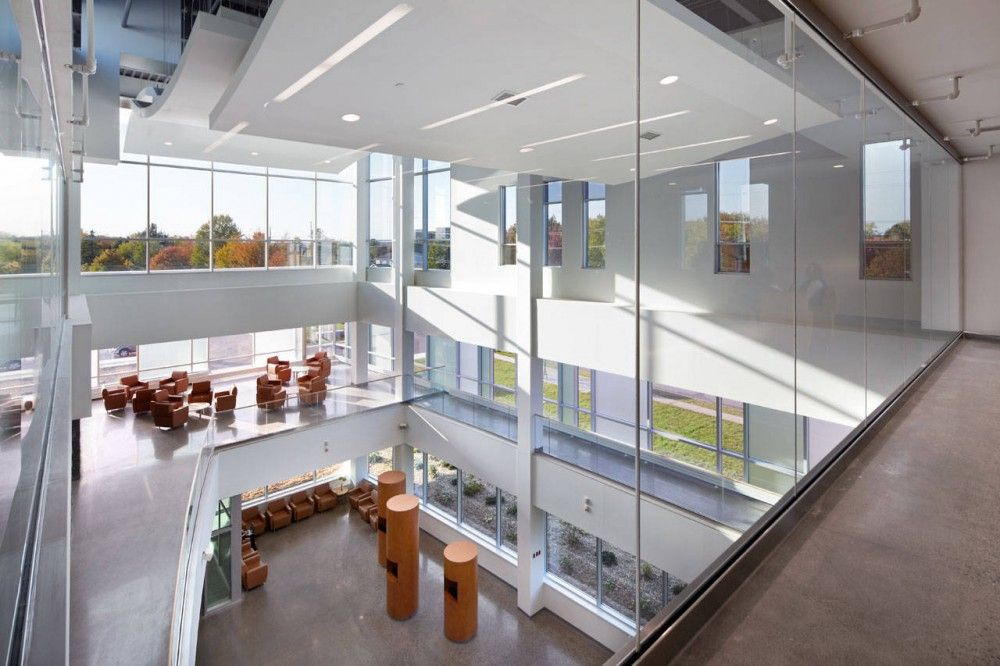 Sault College Academic Building Architects Tillmann Ruth Robinson Architect Building Design