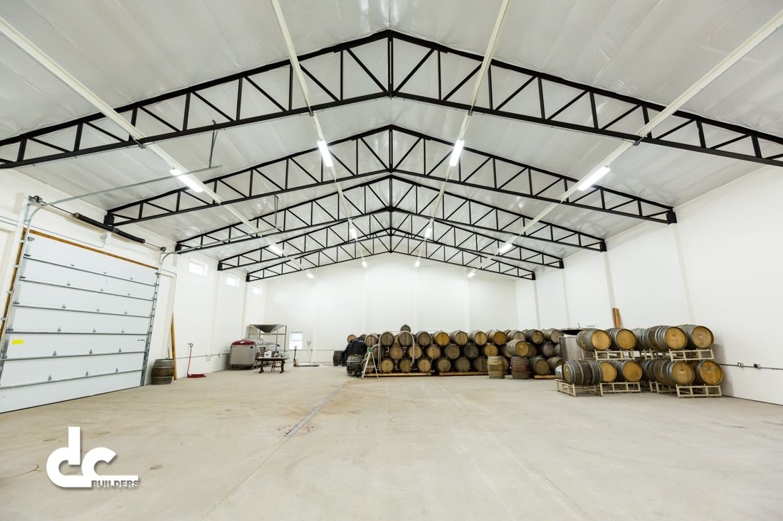 Custom Winery & Tasting Room Design In Salem, OR Winery