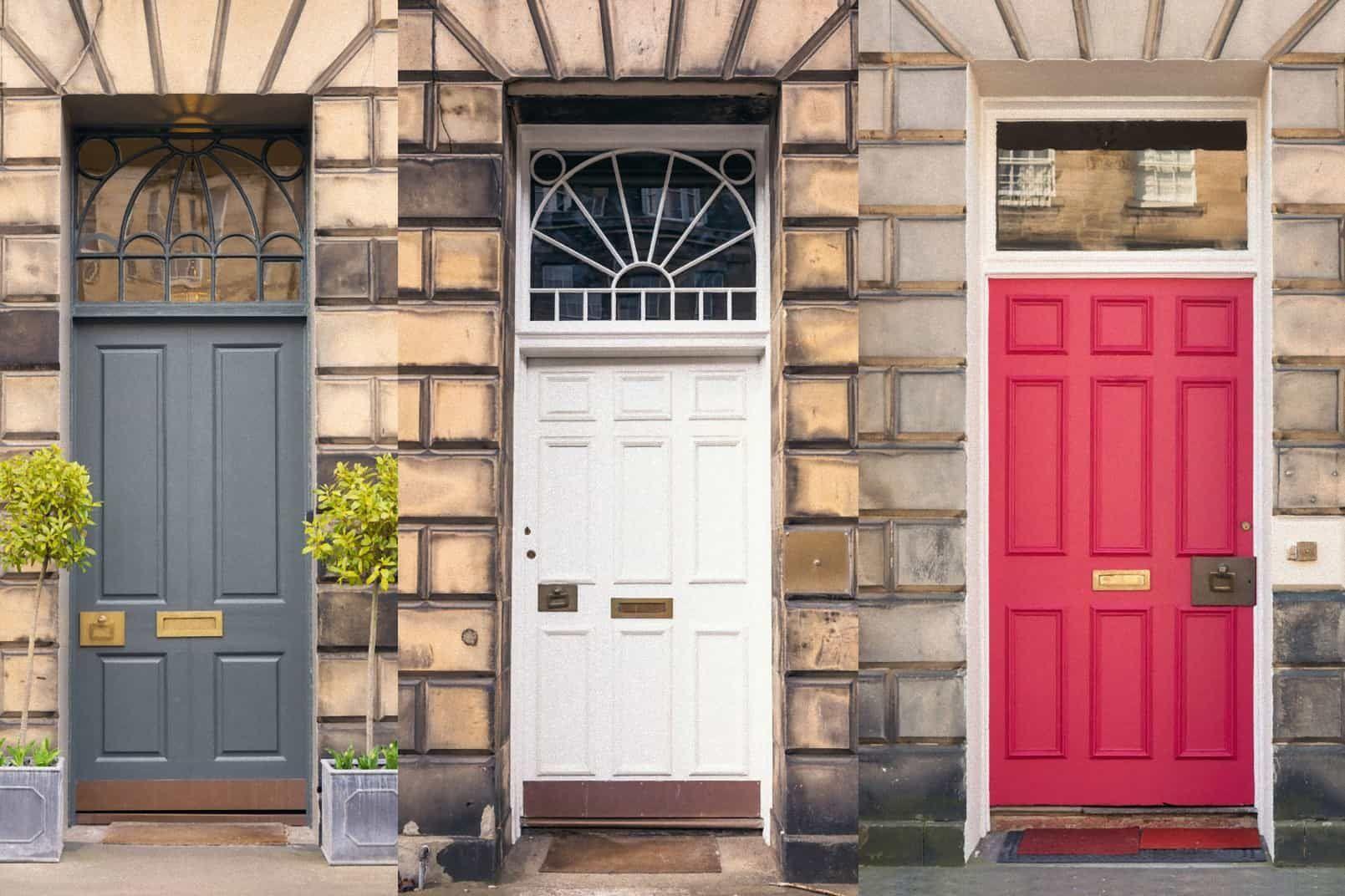 door design 2021 top 15 interior and exterior door trends on house colors for 2021 id=44572