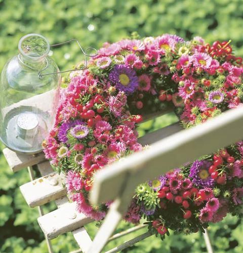 Photo of ▷ Make autumn wreaths yourself – ideas to imitate