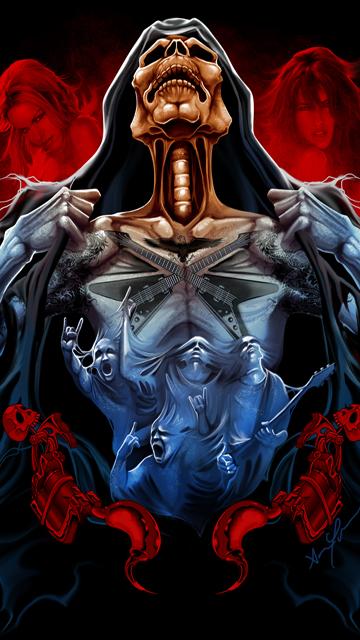 Death erotic fantasy #15