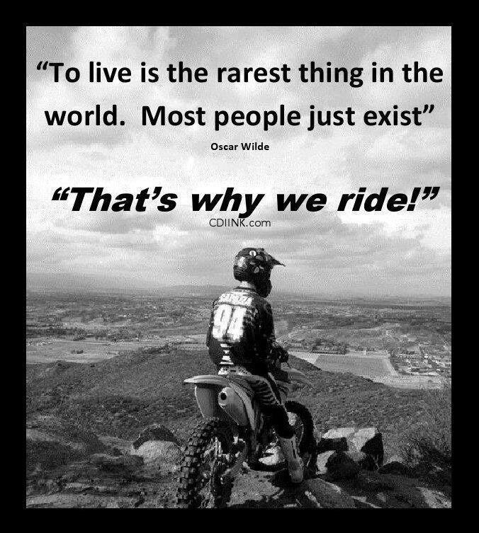 Pin by Elize Yates on Products I Love Dirt bike quotes