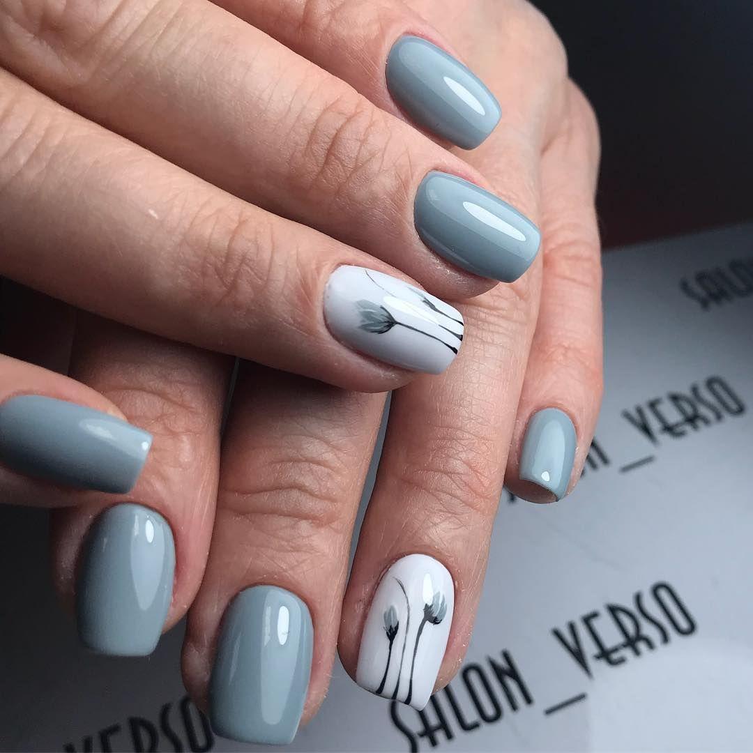 Top 4 Trendy Nail Designs for Short Nails 2020 (37 Photos ...