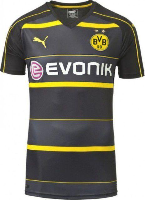 Puma divulga novas camisas do Borussia Dortmund - Show de Camisas ... 08f36c2ba6d4b