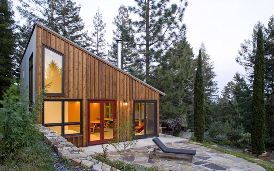 Russian River Studio Houses Homes Curious Dwellings Of The World