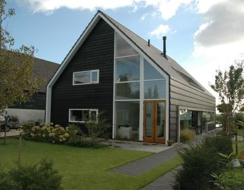 Moderne schuurwoning bongers architecten bnabongers for Huizen stijlen
