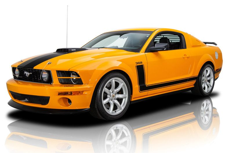 2007 Ford Mustang For Sale 2007 Ford Mustang Ford Mustang Saleen Ford Mustang