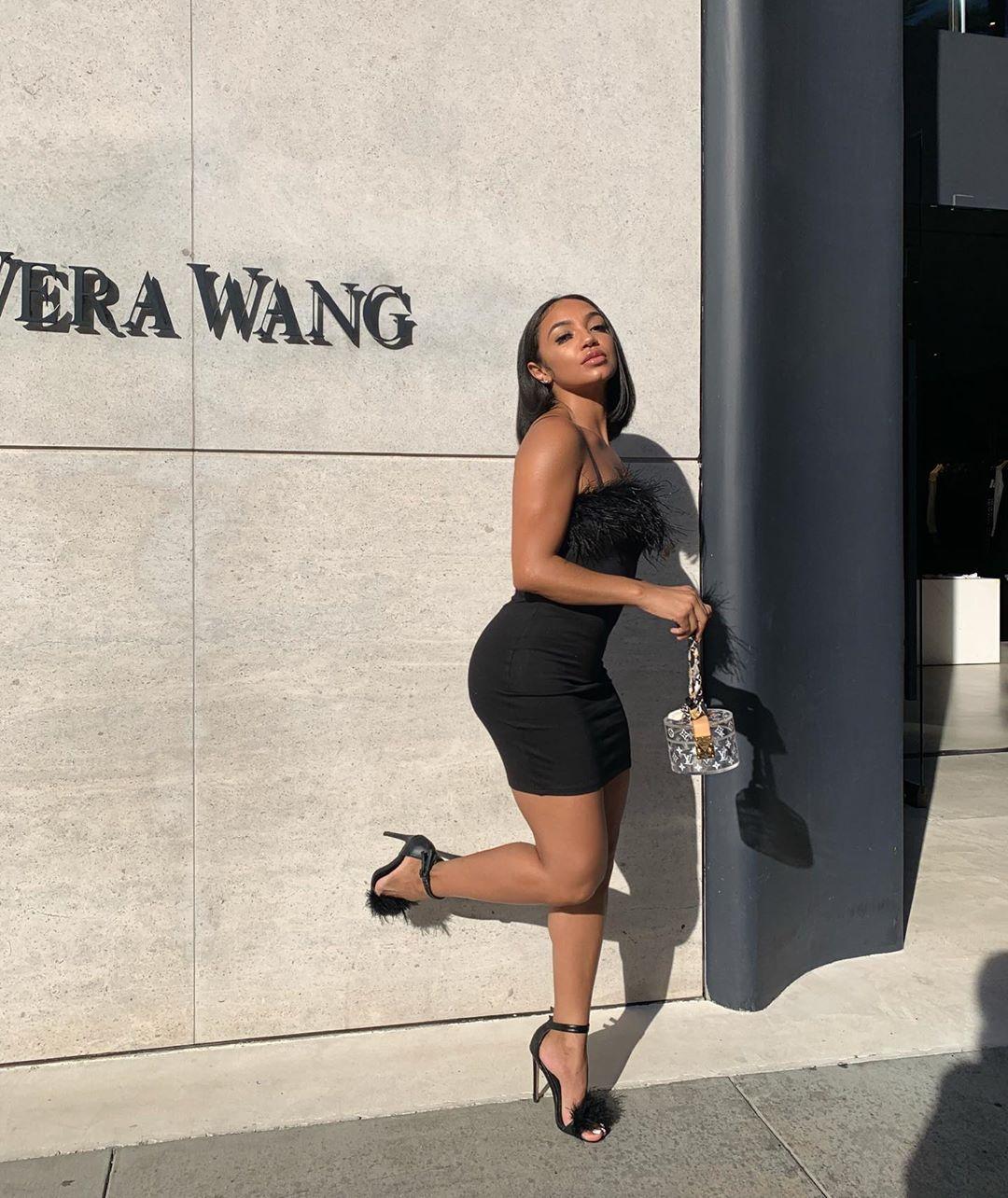 2 040 Likes 11 Comments Liberate La Liberate La On Instagram Little Black Dress New Arrival Tapford Black Girl Outfits Classy Outfits Girl Outfits [ 1284 x 1080 Pixel ]