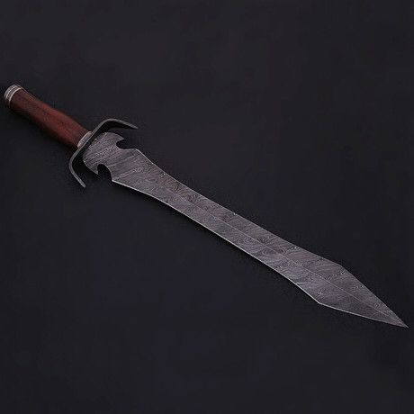 I Found The Coolest Thing At Touch Of Modern Forged Knife Knife Wooden Sword