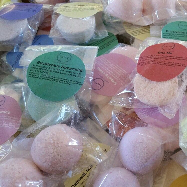 LUSH Lovers!!! SAMPLE our newest LUSH Fragrances