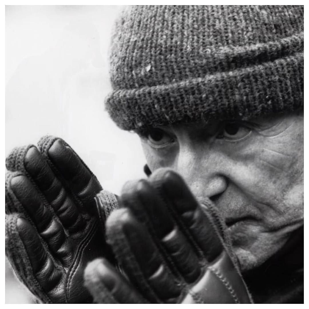 """Haskell Wexler // """"Be interested in life. Be a person. Be in touch."""" by __nitch"""