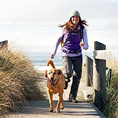With fitness gear made just for pet-and-human workouts, getting fit with your dog has never been easier or more fun. We asked dog behavior and health experts for their favorite products, and tips on how to use them.  | health.com