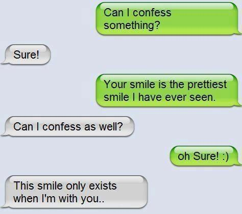 Aww  I want a sweet guy like this  | Tina | Romantic texts