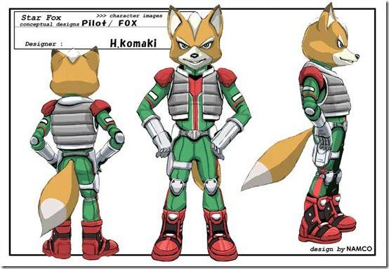 Video Game Concept Art Nintendo Star Fox Google Search