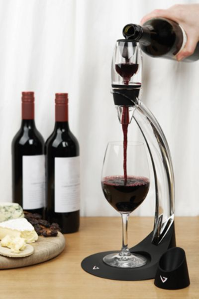 Deluxe Vinturi Wine Aerator With Stand 131 Aud Weinregale