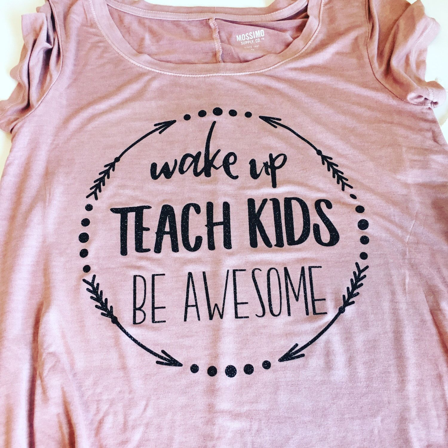 Awesome Teacher T Shirt Teacher Shirt Best Teacher T