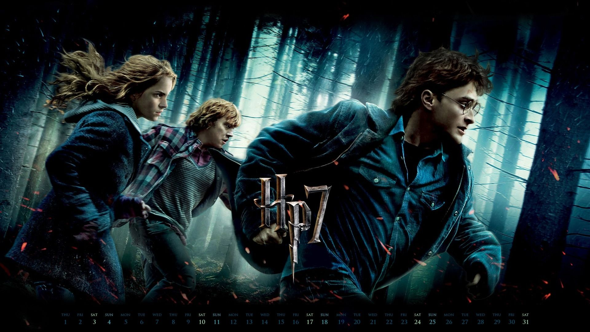 Hd Movie Wallpapers Harry Potter 7 Movie Wallpaper Hd 1080p For Desktop Deathly Hallows Part 1 Harry Potter Wallpaper Harry Potter Hermione
