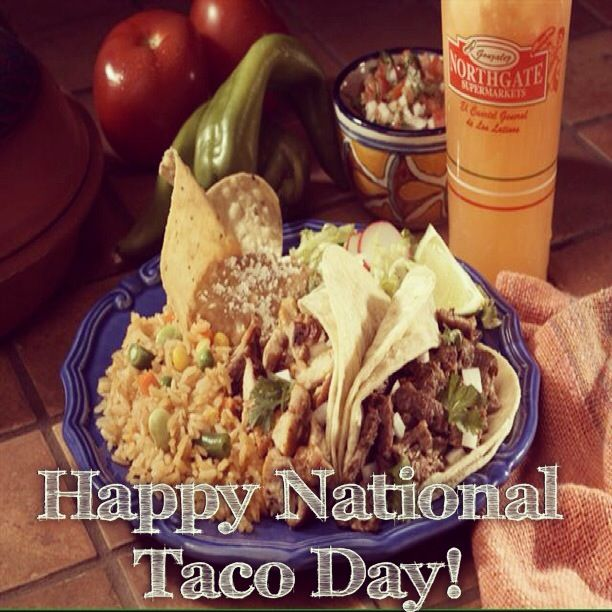 #nationaltacoday