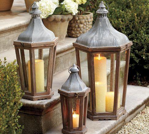Like It Noracheustay Outdoor Lanterns Pottery Barn